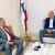 سلام التقى رئيس هيئة الدفاع عن حقوق بيروت وامين عام الاتحاد العمالي