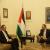 سفير تركيا أكد على موقف بلاده الداعم للقضية الفلسطينية
