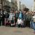 إعتصام لسائقي السيارات العمومية في طرابلس احتجاجا على قرار سير الآليات