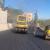 اللواء خير اشرف على تزفيت طرقات في قرى عكار والهرمل