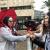 النشرة: مجموعة من المحتجين اعتصموا امام مصرف لبنان في صيدا