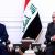 البارزاني وعبد المهدي بحثا بعلاقات كردستان والعراق والأوضاع التي تشهدها بغداد