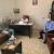 رئيس بلدية الماري والمجديه أعلن عن مشروع يعمل على الطاقة الشمسية لتزويد نادي البلدة بالكهرباء