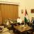 دبور التقى حمدان وأطلعه على الاوضاع في الاراضي الفلسطينية