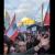انطلاق مسيرة من مستديرة الدورة باتجاه ساحة الشهداء