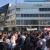النشرة: إغلاق تقاطع ايليا بسبب كثافة الطلاب المشاركين في الحراك