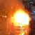 حريق كبير في إحدى المباني في أنطلياس – طريق النّهر