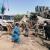 ارتفاع عدد قتلى خروج قطار عن سكته في باكستان الى 40