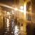 المياه تغمر سوق جونية نتيجة الأمطار الغزيرة