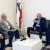 سلام التقى رئيس المركز الثقافي الاسلامي