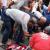 جريح نتيجة حادث صدم على الاوتوستراد الشرقي لمدينة صيدا