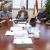 مدير عام مؤسسة مياه لبنان الجنوبي بحث مع وفد من فعاليات صيدا خطط ومشاريع المؤسسة
