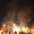 النشرة: محتجون قطعوا طريق تعلبايا بالاطارات المشتعلة