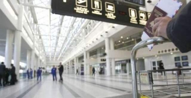 زحمة غير اعتيادية في مطار بيروت الدولي