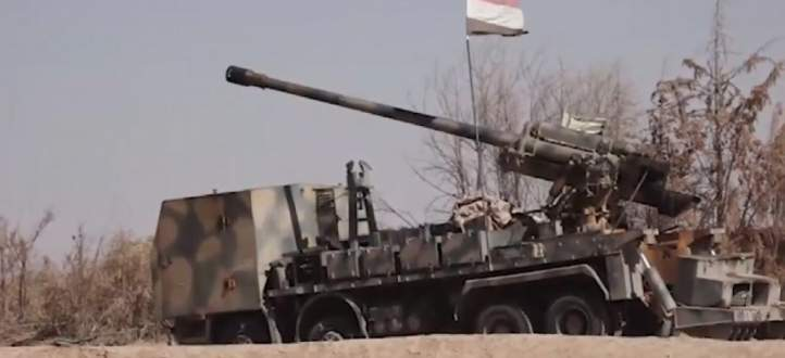 """""""النشرة"""" تحصل على مشاهد للعمليات العسكرية للجيش السوري في ريف حماه"""