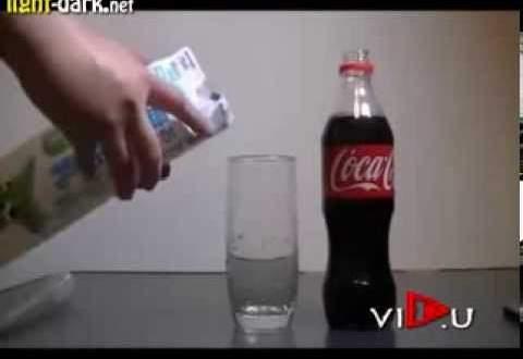 10  أشياء مضرة تفعلها الكوكاكولا في جسمك