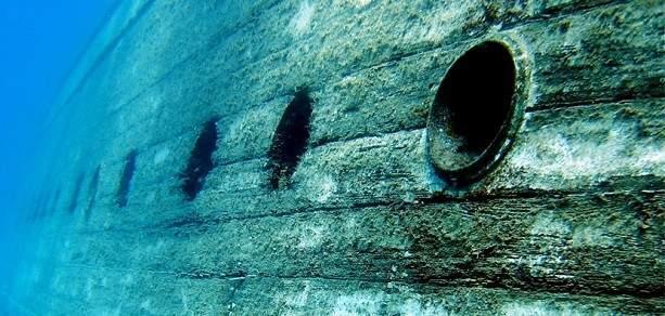 العثور على سفينة روسية محملة بالذهب أغرقت بالحرب الروسية اليابانية