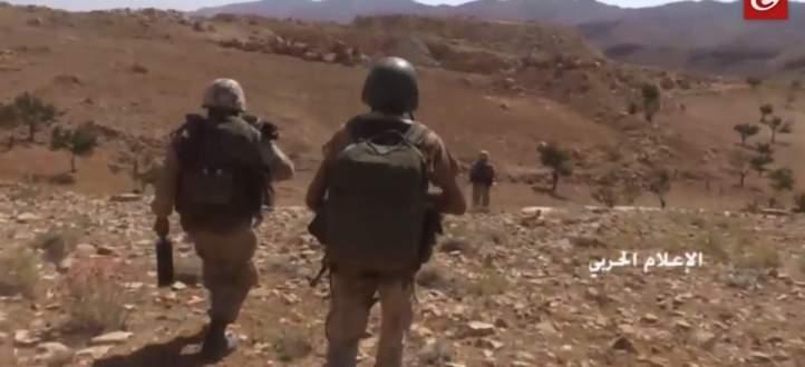 حالات فرار بصفوف النصرة باتجاه خطوط التماس مع داعش شرق جرود عرسال