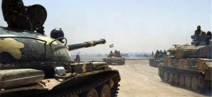 النشرة: الجيش السوري واصل عملياته في محيط مطار ابو الضهور