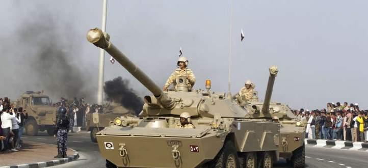 التلفزيون القطري يتحدث عن مواجهة التمرد القبلي بالبلاد بالسلاح الثقيل