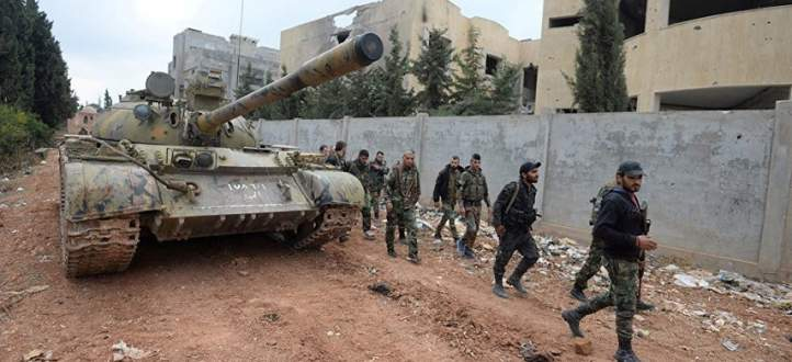 النشرة:جيش سوريا يضبط اسلحة وأدوية اسرائيلية متجهةً من القنيطرة لريف حمص
