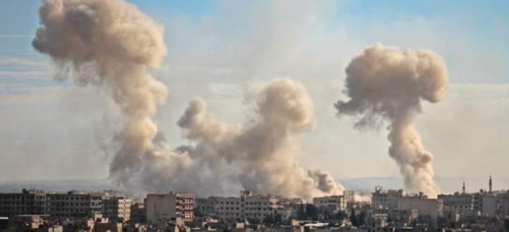 ارتفاع حصيلة قتلى القصف على الغوطة الشرقية إلى 180 شخصا خلال 24 ساعة