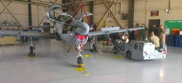 مصدر عسكري للنشرة: الجيش سيتسلم رسمياً طائرتي Supertokano أواخر الشهر الحالي