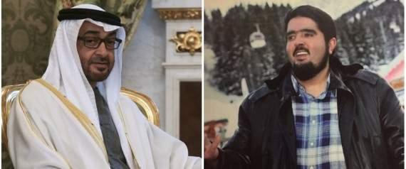 نجل الملك السعودي الراحل يوجّه حزمة من الشتائم لولي عهد أبو ظبي