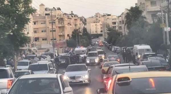 انباء عن سقوط اصابات باطلاق نار في السفارة الاسرائيلية بالاردن