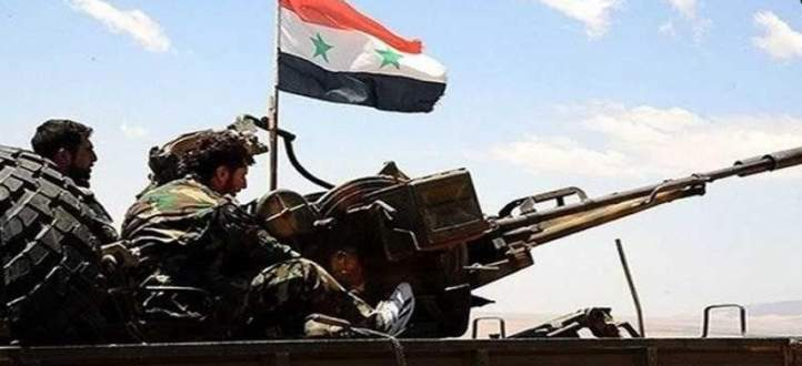 النشرة: القوات السورية تعثر على أحد أهم مقرات مسلحي جيش الإسلام بريف د