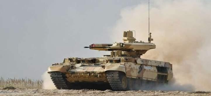 الجيش الروسي سيجهز قريبا بـ عربات