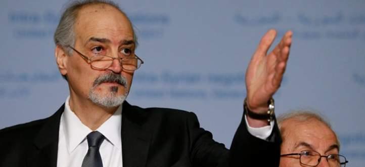 الوفد السوري يصل الى جنيف لعقد جولة محادثات رابعة مع دي ميستورا