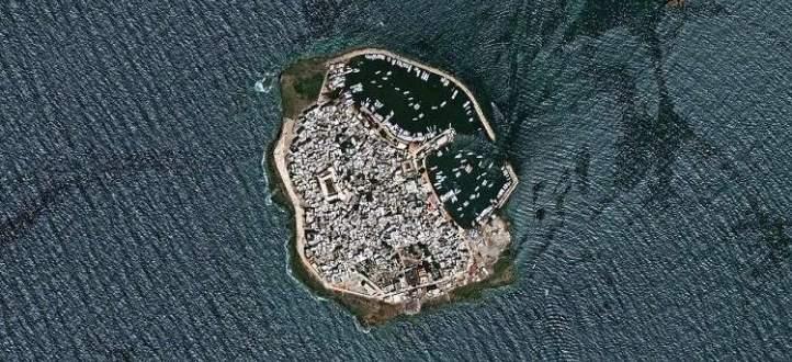 اكتشاف دليل جديد حول سفينة نوح في جزيرة أرواد السورية