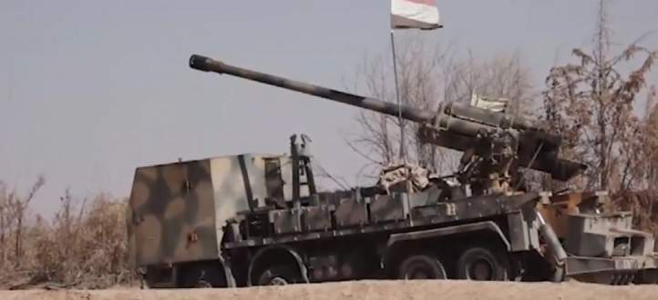 الجيش السوري: تطهير المعقل الاخير لداعش بالبادية السورية وبالمنطقة الجنوبية