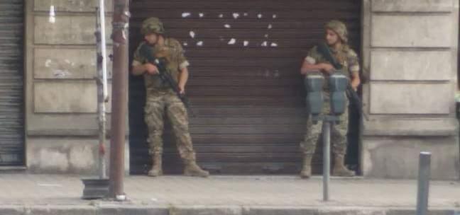 النشرة: 7 جرحى من الجيش في إشتباكات التل - طرابلس وحالة أحدهم حرجة
