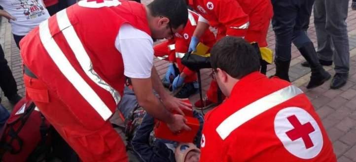 النشرة: حادث سير في منطقة ديك المهدي قضاء المتن