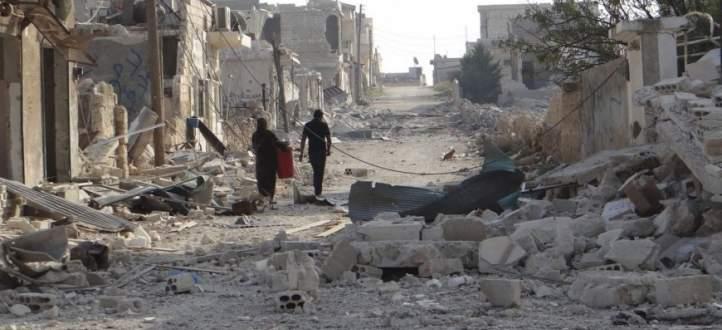 النشرة: توتر بدمشق نتيجة سقوط الصواريخ والاهالي يطالبون الجيش بتحرير ا