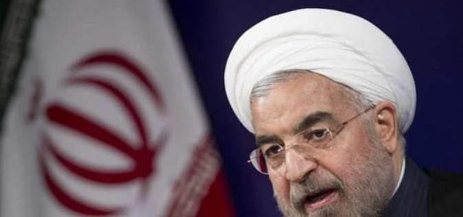 روحاني:ندعم العراق الموحد ولا يجب السماح بزعزعة أمن واستقرار دول المنطقة