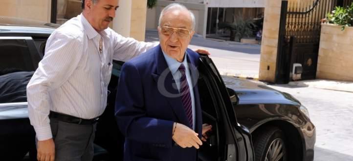 ميشال المر: تم احتقار الشعب اللبناني بوضع قانون الانتخاب الحالي