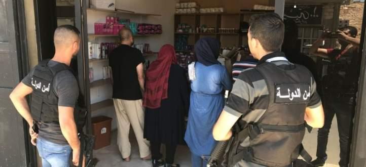 النشرة:أمن الدولة ضبطت مستودع أدوية مهربة من سوريا بعرسال وأوقفت 4 أشخاص