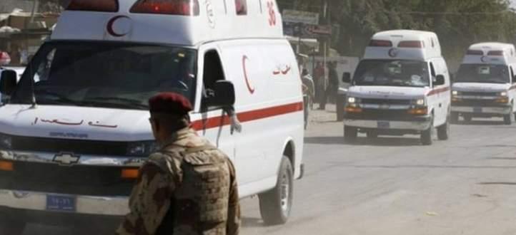 """إصابة خمسة أشخاص إثر تفجير استهدف مركز """"تدليك"""" وسط بغداد"""