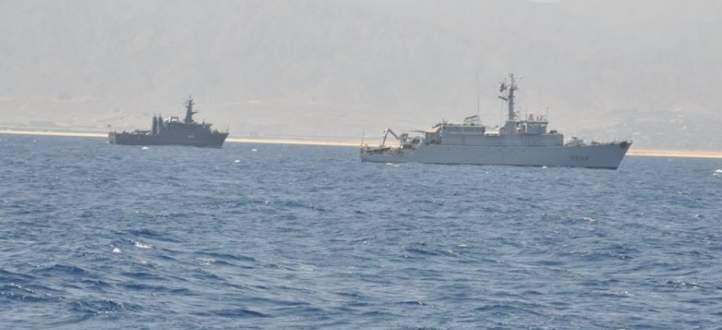 قوات مصر وفرنسا نفذت تدريبا مشتركا لإزالة الألغام البحرية وصد هجوم معاد
