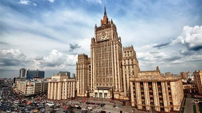 خارجية روسيا: توجد أدلة على أن أحد ممولي حركة