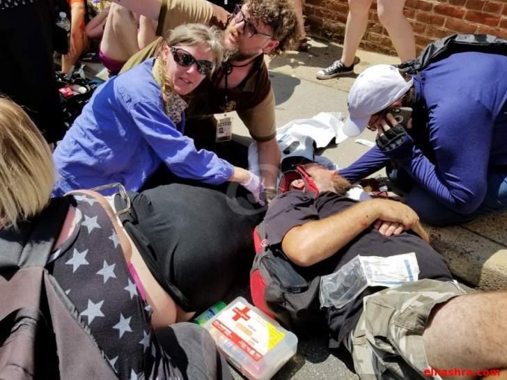حاكم ولاية فرجينيا يعلن حالة الطوارئ عقب المواجهات في شارلوتسفيل