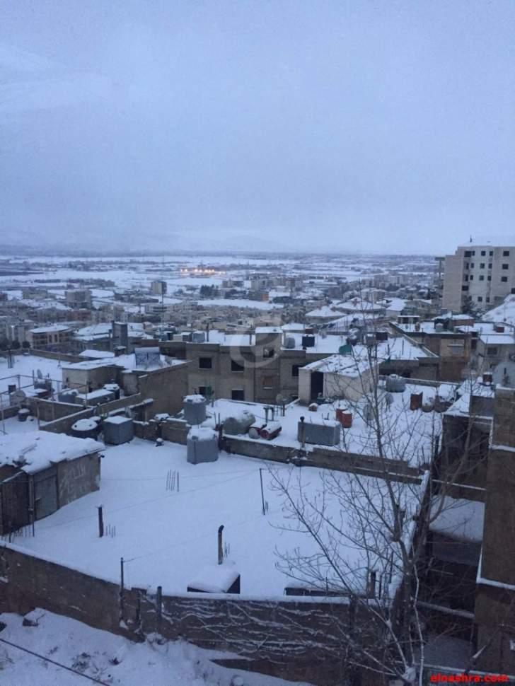 هل تزور الثلوج قمم لبنان في أيّار؟