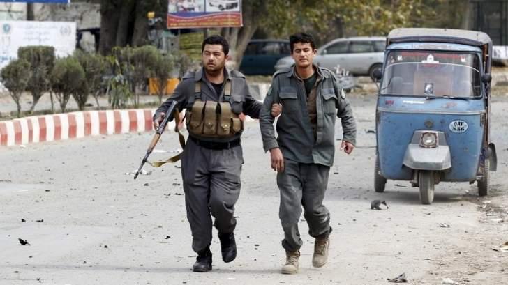 مقتل شرطي أفغاني واصابة 5 آخرين بهجوم على مركز للشرطة في إقليم قندهار