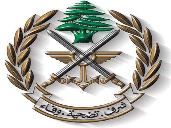 الجيش: تمارين تدريبية في محيط منطقة جرود نيحا