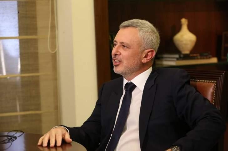 فرنجية: نتذكر اليوم الياس الهراوي الذي لم يقبل يوماً دعوة رسمية للبنان إلا عبر رئاسة الجمهورية