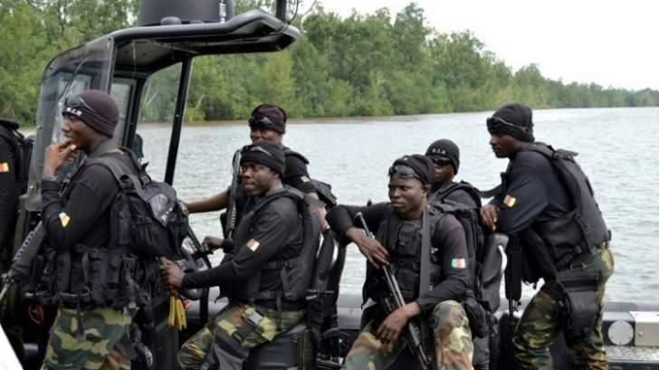 فقدان 34 جنديا كاميرونيا بعد غرق مركبهم جنوب شرق البلاد