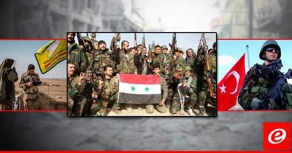 معركة الباب تقترب: إحتدام إقليمي وقرار سوري حاسم